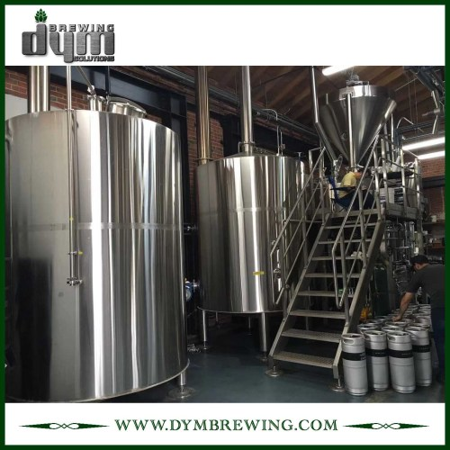 Equipo de elaboración de cerveza de Kombucha 20BBL de acero inoxidable de alta calidad para la venta