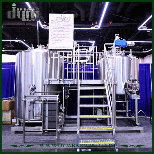 Équipement de brassage de bière artisanale commerciale 15HL micro personnalisé