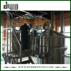 SUS304 Stainless Steel Turnkey 7HL Cider Brewing Equipment for Hotel