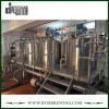 Customized Commercial 10HL Micro Craft Beer Brewing Equipment