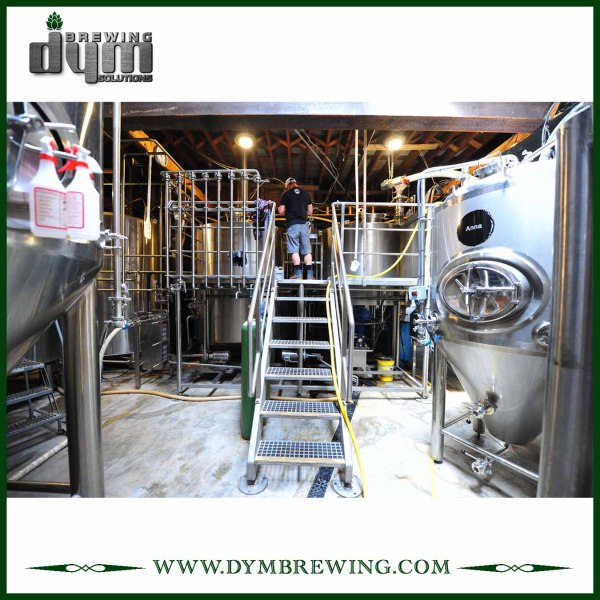 Commercial 15bbl Production Brewery Equipment for Brewhouse