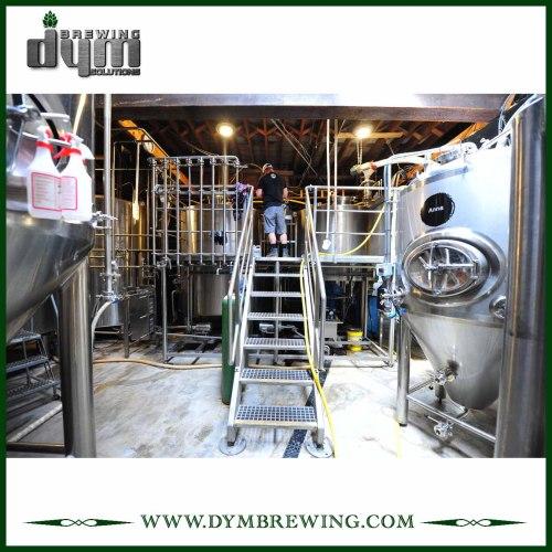 Equipo de cervecería de producción comercial de 15bbl para cervecería