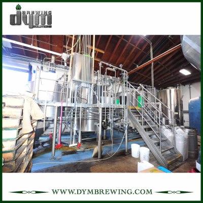Equipo de cervecería de producción comercial de 20bbl para cervecería