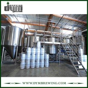 Equipo de cervecería de producción comercial de 30bbl para cervecería