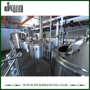 Коммерческое производственное пивоваренное оборудование 40 баррелей для пивоварни