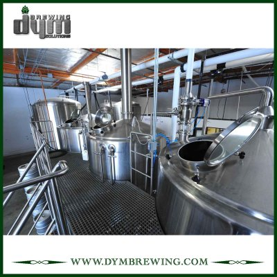 Equipo de cervecería de producción comercial 40bbl para cervecería