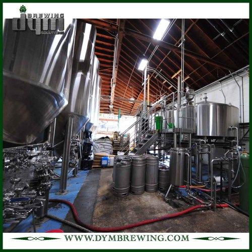 Cervecería comercial personalizada de 35bbl para pub