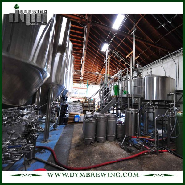 Customized Commercial 35bbl Brewhouse for Pub