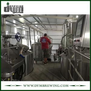Индивидуальная коммерческая пивоварня 50 баррелей для паба