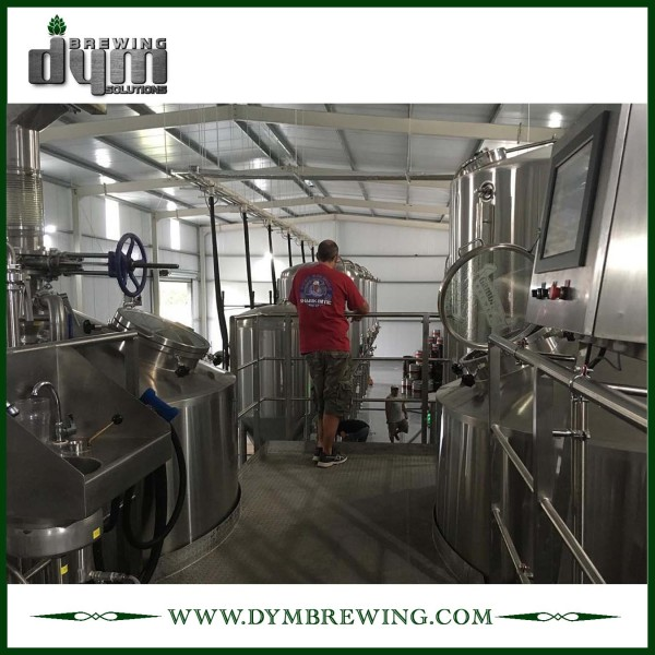 Customized Commercial 50bbl Brewhouse for Pub
