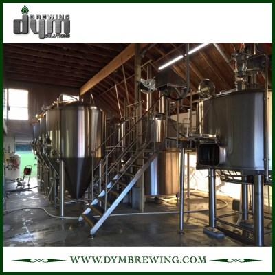 Equipo de elaboración de cerveza comercial 15HL para cervecería