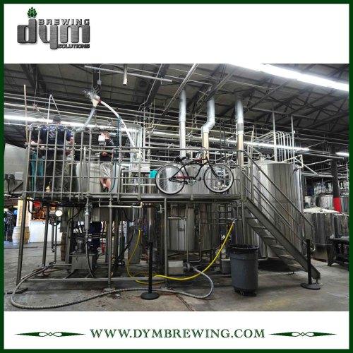Equipo de elaboración de cerveza industrial 30HL para cervecería