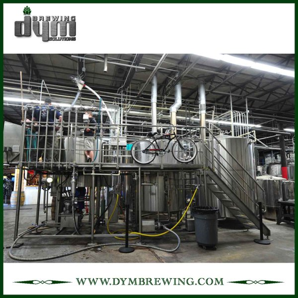 Customized Commercial 30HL Brewhouse for Pub