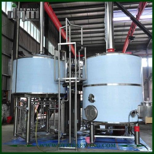 Equipo de elaboración de cerveza china 25BBL para cerveza artesanal
