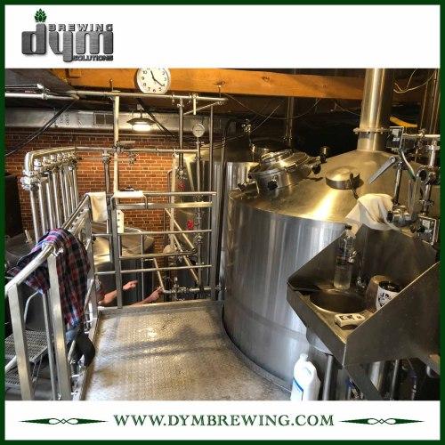 Equipo de elaboración de cerveza grande comercial 200BBL de alta capacidad para cervecería