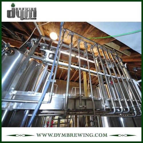 Equipo de elaboración de cerveza comercial personalizado 20HL para elaborar cerveza
