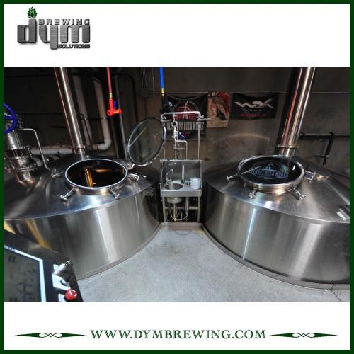 Equipo de cervecería de producción comercial 100bbl para cervecería