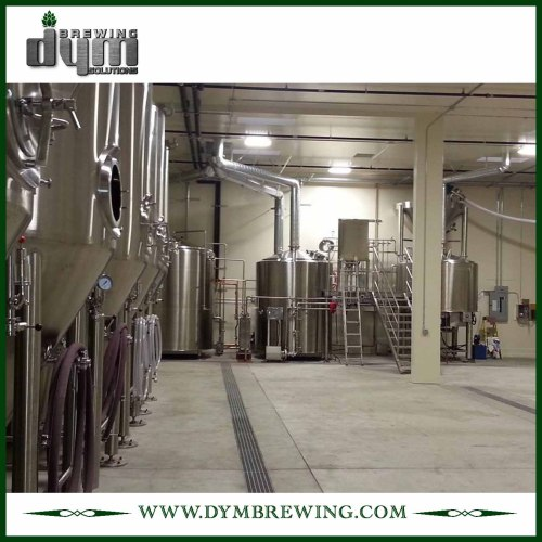 Equipo de cervecería de producción comercial de 60bbl para cervecería