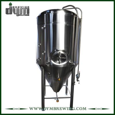 Fermentador Unitank 20HL personalizado profesional para fermentación de cervecería con chaqueta de glicol
