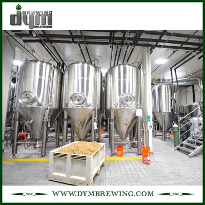 Fermentador Unitank 30HL personalizado profesional para fermentación de cervecería con chaqueta de glicol