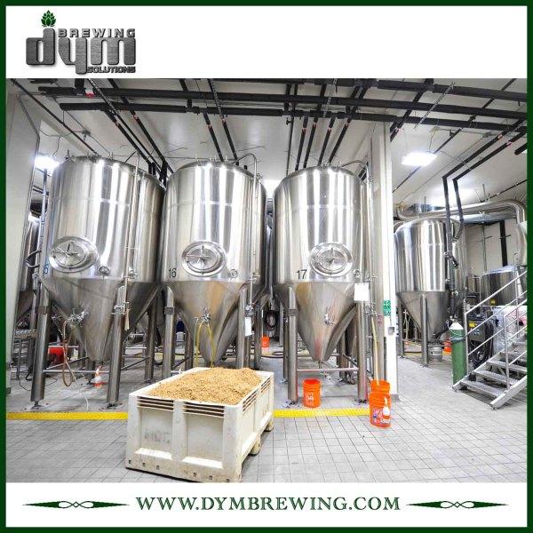 Fermenteur 30HL Unitank adapté aux besoins du client par professionnel pour la fermentation de brasserie de bière avec la veste de glycol
