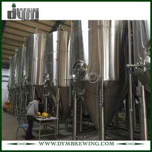 Fermenteur 50HL Unitank adapté aux besoins du client professionnel pour la fermentation de brasserie de bière avec la veste de glycol