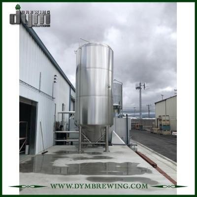 Fermentador Unitank 100HL personalizado profesional para fermentación de cervecería con chaqueta de glicol