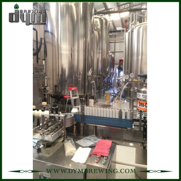 Professional Customized 200HL Unitank Fermenter for Beer Brewery Fermentation with Glycol Jacket