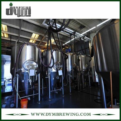 Tanques de fermentación de vino de acero inoxidable de alta eficiencia 15bbl (EV 20BBL, TV 26BBL) a la venta