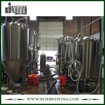 Tanque de cerveza brillante personalizado de 20bbl (EV 20BBL, TV 24BBL) para pub Brewing