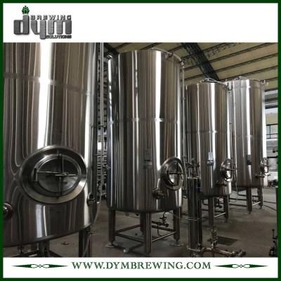 Tanque de cerveza brillante personalizado de 30bbl (EV 30BBL, TV 36BBL) para pub Brewing