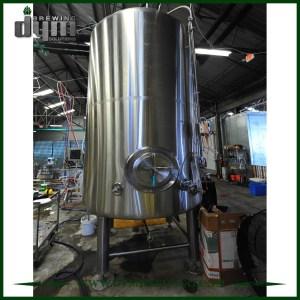 Réservoir de bière lumineux personnalisé de 40bbl (EV 40BBL, TV 48BBL) pour brassage de pub