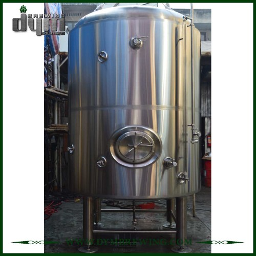 Tanque de cerveza brillante personalizado de 60bbl (EV 60BBL, TV 72BBL) para pub Brewing