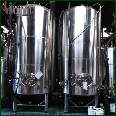 Tanque de cerveza brillante personalizado de 80bbl (EV 80BBL, TV 96BBL) para pub Brewing