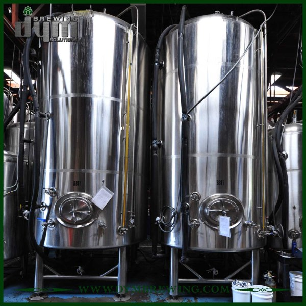 Customized 80bbl Bright Beer Tank (EV 80BBL, TV 96BBL) for Pub Brewing