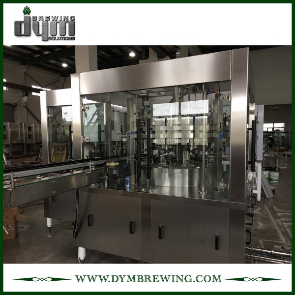 Canning Machine/Packaging Equipment for Brewery