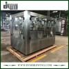 Máquina de enlatado / equipo de envasado para cervecería
