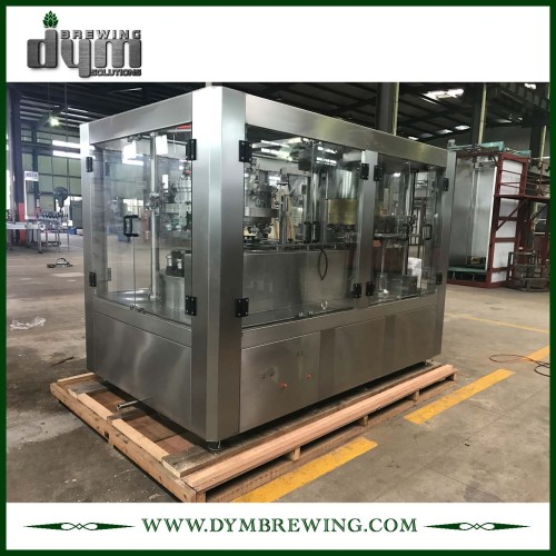 Beer Canning Machine for Sale | Beer Brewery Packaging Equipment for Beer Brewery