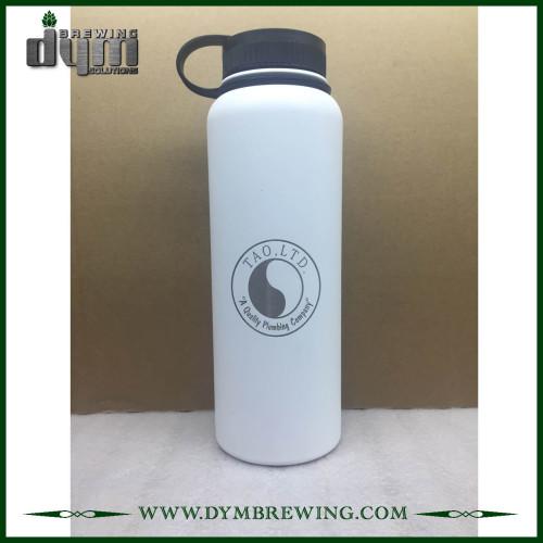 Growlers de doble pared (32oz, 40oz, 64oz) Soluciones de paquete artesanal de cerveza