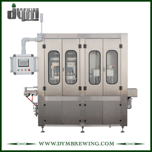 16 ~ 25cpm, machine de mise en conserve semi-automatique peu encombrante de DYM Brewing pour canettes 355 ml 500 ml / 12 oz 16 oz