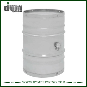 55 Gallon Stainless Steel Wine Barrel