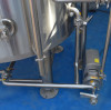 Why are centrifugal pumps so widely used in brewery applications?