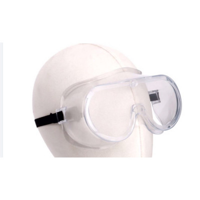Protective Safety Glasses Crystal Clear Anti-Fog Design