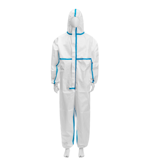 Disposable cloth health protective waterproof safety clothes protection suit