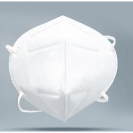 Disposable KN95mask without breathing valve mousemask kn95masks