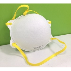 Stock Makrite 9500 N95 Bowl or Cup type with Niosh Certificate Ready to Ship