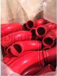 Concete pump parts elbws