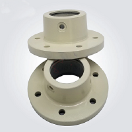 concrete spare parts bearing flange