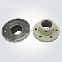 concrete spare parts bearing flange