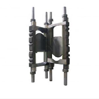 Concrete pump wear parts sliding valve